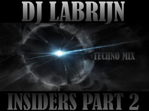 Dj Labrijn - INSIDERS part 2
