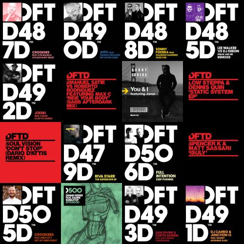 Tribute to Defected Records 2016