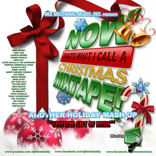 Now That's What I Call A Mixtape! 4 (Christmas)