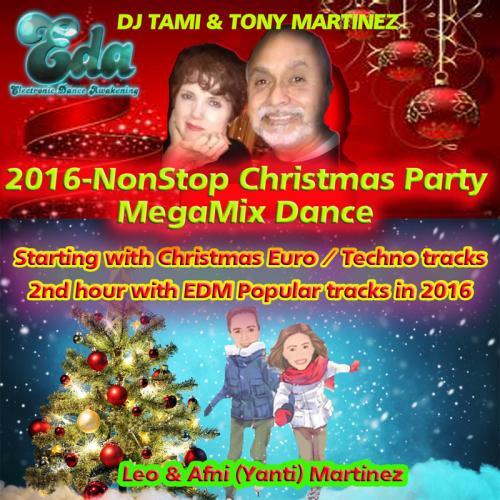 2016-NonStop Christmas Party MegaMix Dance