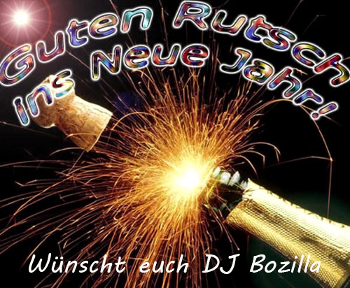 DJ Bozilla - Guten Rutsch 2016-2017