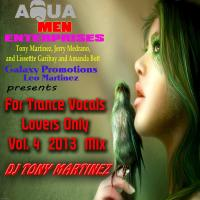 For Trance Vocals Lovers Only Vol 4 2013 Spring Mix