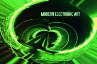 MODERN ELECTRONIC ART