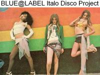 BLUE@LABEL Italo Disco Project