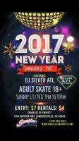 Adult Skate Jan 1st pt 2