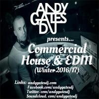 'Commercial House & EDM' (Winter 2016-17) Mix