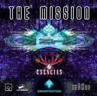 Ununpentium  6 Esencias - Dj Zink - The Mission