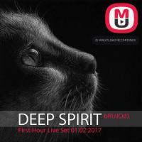 bRUJOdJ - Deep Spirit (First Hour Live Set 01.02.1017)