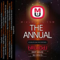 bRUJOdJ - Mixupload The Annual 2017 (Deep House, Nu Disco)