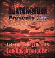 LET YOUR FEELINGS FLOW #18 LANDING IN PARADISE