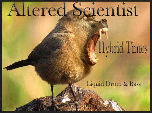 Altered Scientist - Hybrid Times (Liquid DnB)