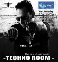 Michael Dietze @ Fabio Da Vegas Techno Room (Radio Vag/France)