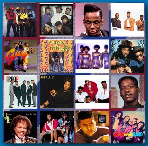NEW Jack Swing VOL 5