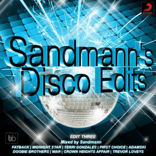 Sandmann's Disco Edits (Edit Three)