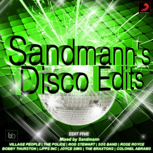 Sandmann's Disco Edits (Edit Five)