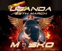 DJ MOSKO 254,LIVE UGANDA-KAMPALA,25TH MARCH 2017