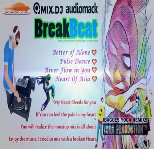 JBagoes Yoga Remixs - BreakBeat Galau