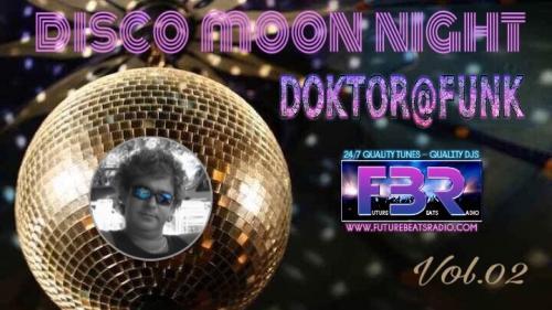 DISCO MOON NIGHT #02 FBR RADIO SHOW
