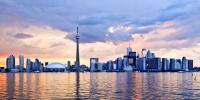 Sunkissed (Evening In Toronto)