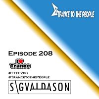 DJ Sigvaldason  - Trance to the People 208