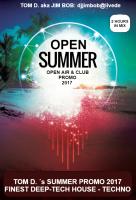 OPEN SUMMER 2017