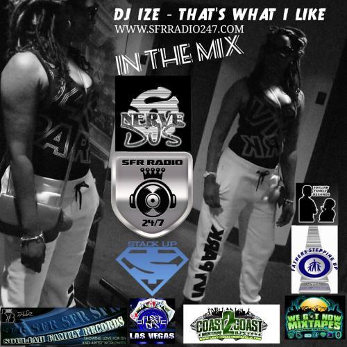 DJ IZE - THAT'S WHAT I LIKE