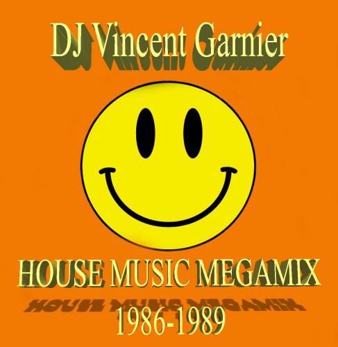 Old school House Music Megamix 1986-1989 (RE-EDIT 2017)
