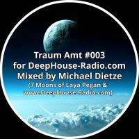 Traum Amt #003 // 05.06.2017 // Melodic Deep // by Michael Dietze //