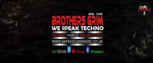 Brooksie - Brothers Grim Radio - June 2017
