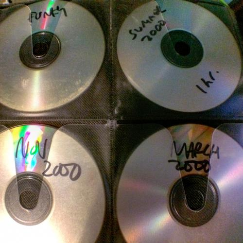 Greg Zizique - March 2000 Demo CD #throwback