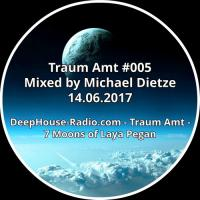 Traum Amt #005 // 14.06.2017 // Mixed by Michael Dietze