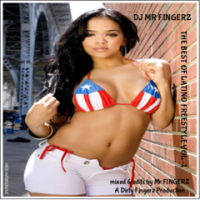 DJ MR FINGERZ-THE BEST OF LATIN FREESTYLE