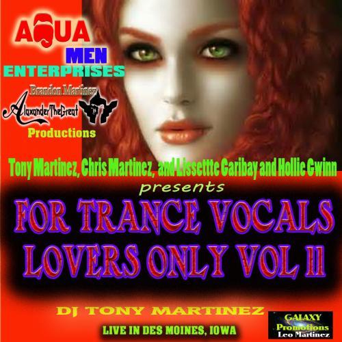 TRANCE VOCAL MIX VOL 11 FULL SET