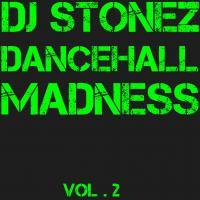 DJ STONEZ - DANCEHALL MADNESS VOL . 2