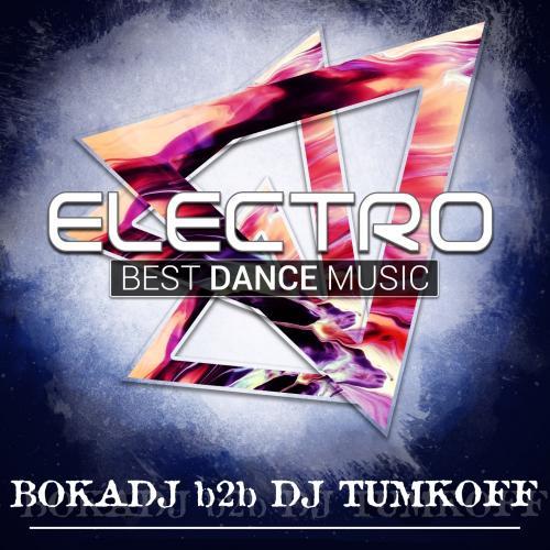 BOKADJ b2b DJ Tumkoff - Live @ DINAMIT (Ukraine) 2016-09-17