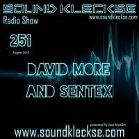 Sound Kleckse Radio Show 0251 - David More and Sentex