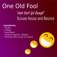Just can't get enough - Scouse House & Bounce - Hard Dance Mix