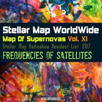 Map Of Supernovas Vol. XI: Frequencies Of Satellites (Megamix)