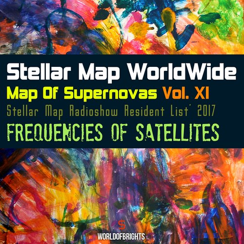 Map Of Supernovas Vol. XI: Frequencies Of Satellites (Megamix)