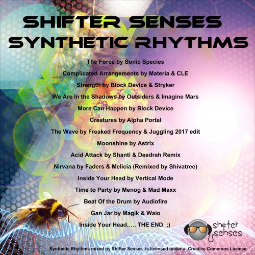 Synthetic Rhythms By Shifter Senses
