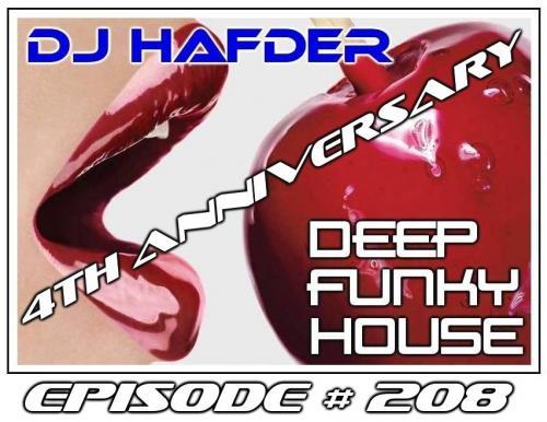 DJ HafDer - Deep Funky House # 208