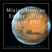 Mixing from an Empty Office August 2017