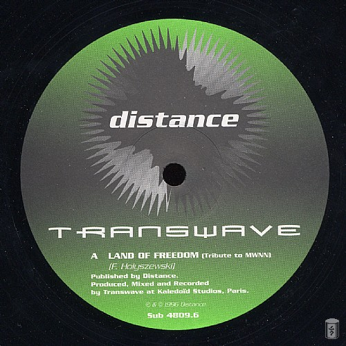 Trancewave - Land Of Freedom - De Galloy ReWork