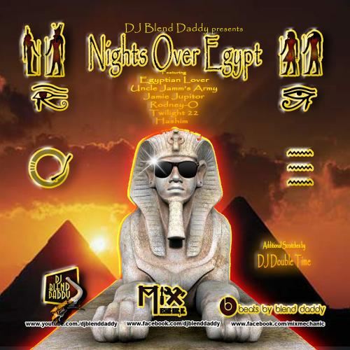 Egyptian Lover: Nights Over Egypt