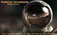 PUNCHI INVASION - Fourth wave