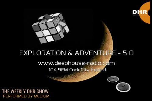 Exploration & Adventure 5.0 - DHR show
