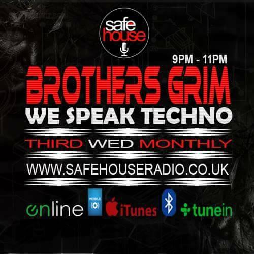 Brooksie - Brothers Grim Radio September 2017