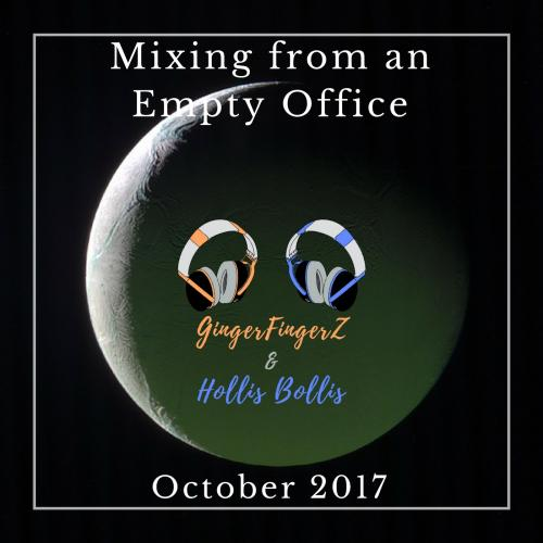 Mixing from an Empty Office October 2017