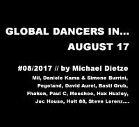 Global Dancers in ... August 17 // by Michael Dietze