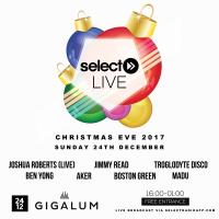 The Deeply Fresh Radio Show live on Select Radio - #48/17